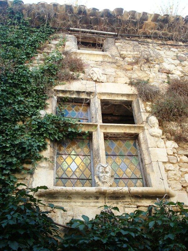 maison de conte de fée (Aiguèze, Gard)