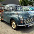 Morris minor 1000 traveller (1956-1971)(RegioMotoClassica 2010) 01