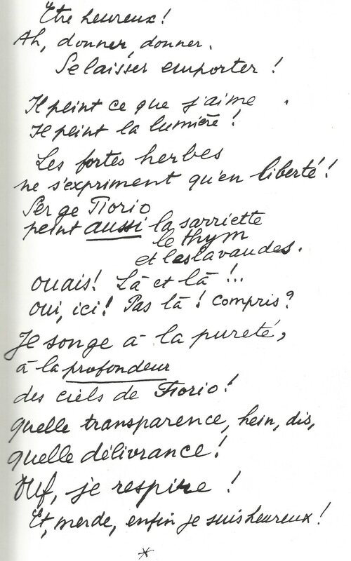 Pages d'écriture 2
