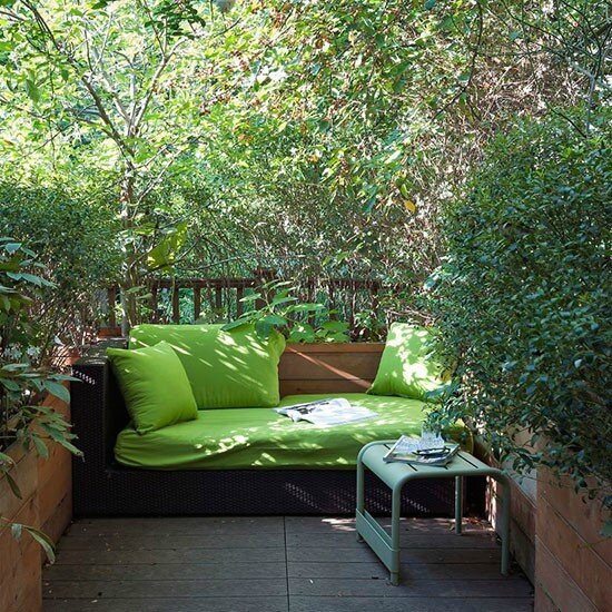 decoAnglaise Secluded-patio