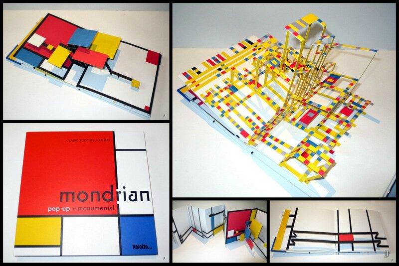 Mondrian Palette