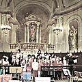 Concert de l'Ecole de Musique de CAUDROT 19 décembre 2015