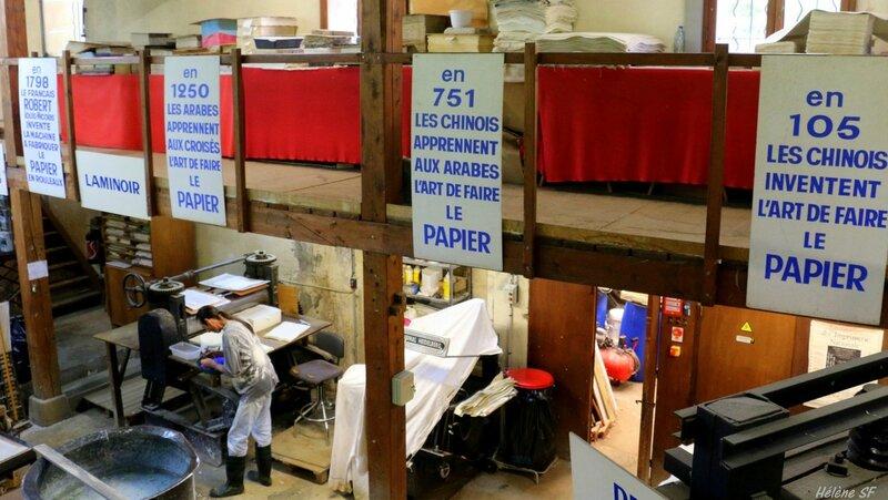 moulin à papier