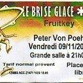 Peter von poehl - brise-glace (annecy) le 09/11/2007