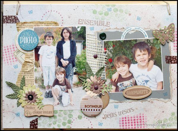 2012 - p'tit chassis - les 3 enfants
