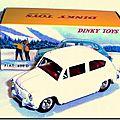 Dinky Atlas Fiat 600 1