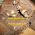 Ronde interblog # 35 : le brownie d'oceane