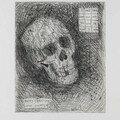 Damien Hirst (British,born 1965). Memento Mori - 'I was once what you are, you will be what I am', Etching, 2006