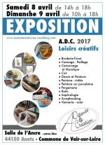 1 affiche expo ADC
