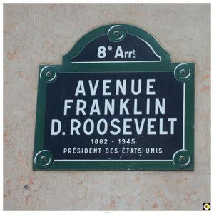 17 avenue Franklin Roosevelt