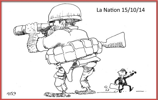 La Nation 15 10
