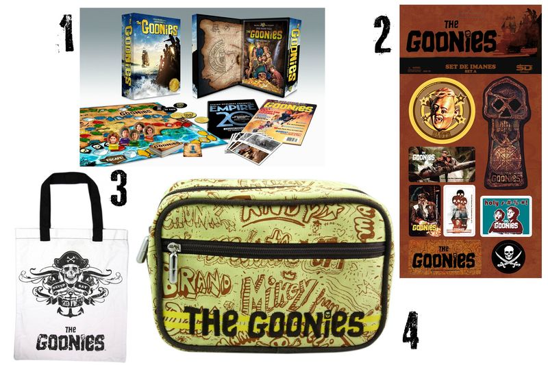 Goodies The Goonies