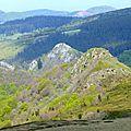 roches Tuilière et Sanadoire