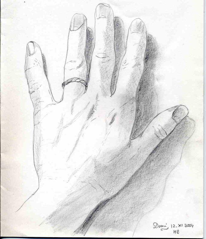 Comment dessiner et peindre les mains domi dessins et - Main en dessin ...