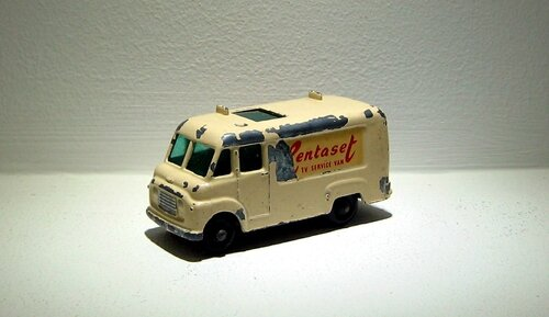 Tv service van (ref 62)(Matchbox)