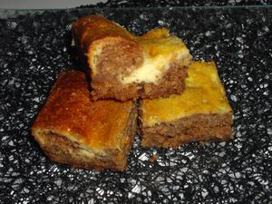 brownie marbré bis