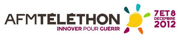 Logo Téléthon 2012