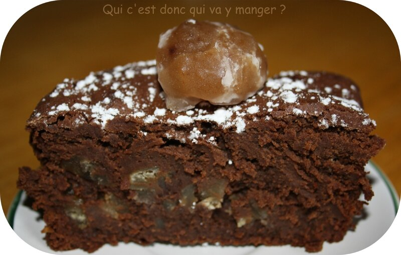 fondant chocolat marrons (1) - Copie