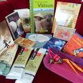 Lectures de mon swap asie #1 mon carnet vietnamien, marie sellier et cécile gambini