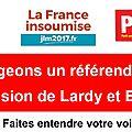 Fusion des communes de lardy et de bouray sur juine. lancement d'une pétition sur lardy