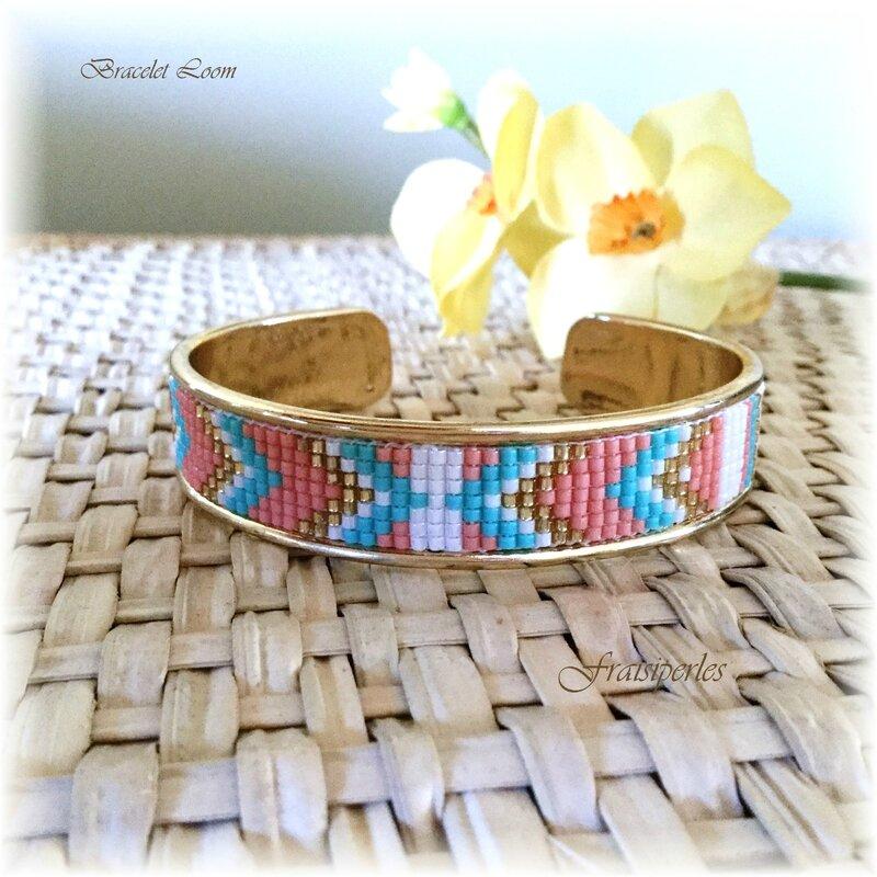 bracelet Loom sur monture
