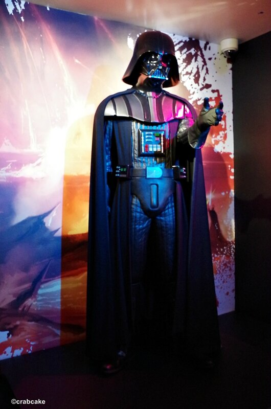 Darth Vador Star Wars EMP Seattle