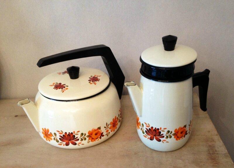 rare cafeti re filtre krups des ann es 70 la brocante vintage de melle mel luminaires. Black Bedroom Furniture Sets. Home Design Ideas