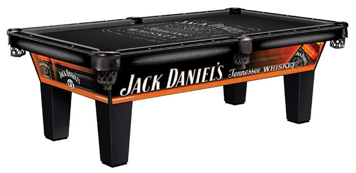 billard jack daniel 39 s moto club pirate les ganjakro. Black Bedroom Furniture Sets. Home Design Ideas