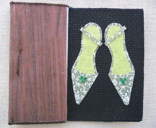 Les souliers verts (Lynda Lemay) - Batraplume