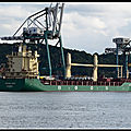 Le cargo african river