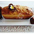 Brioche de foie gras.....idée entrée de fêtes