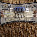 Mes bijoux textiles