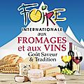 FOIRE aux FROMAGES de COULOMMIERS
