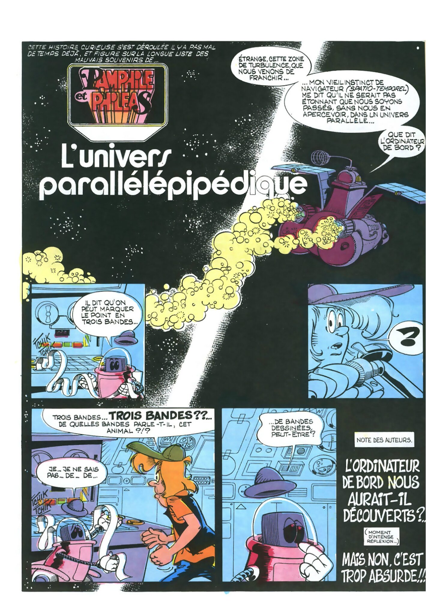 32 - L'univers parallélépipédique - copie