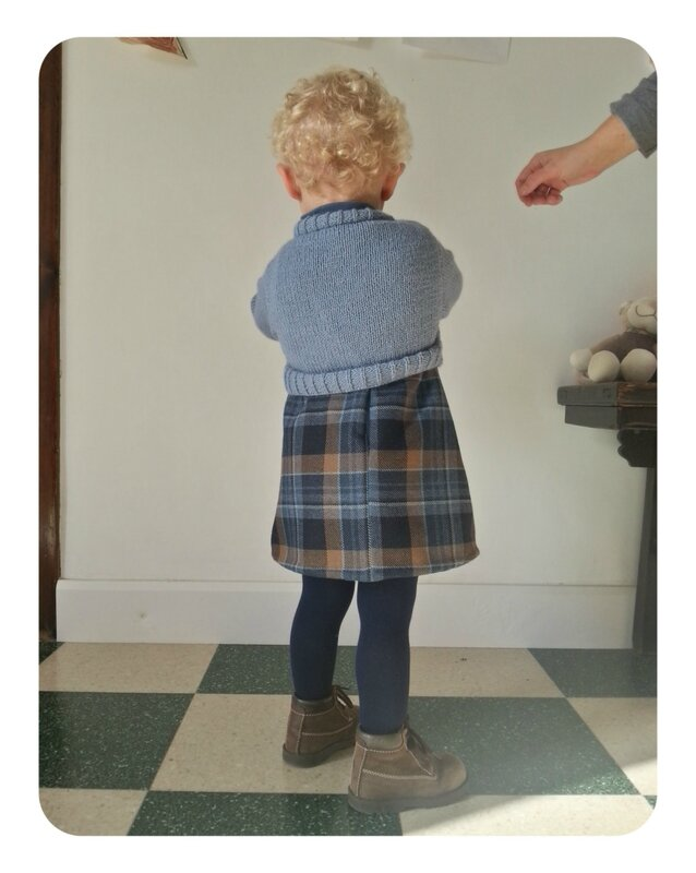 robe winter plaid (3)