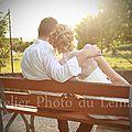 PHOTOS DE MARIAGE : Maud & Alexandre