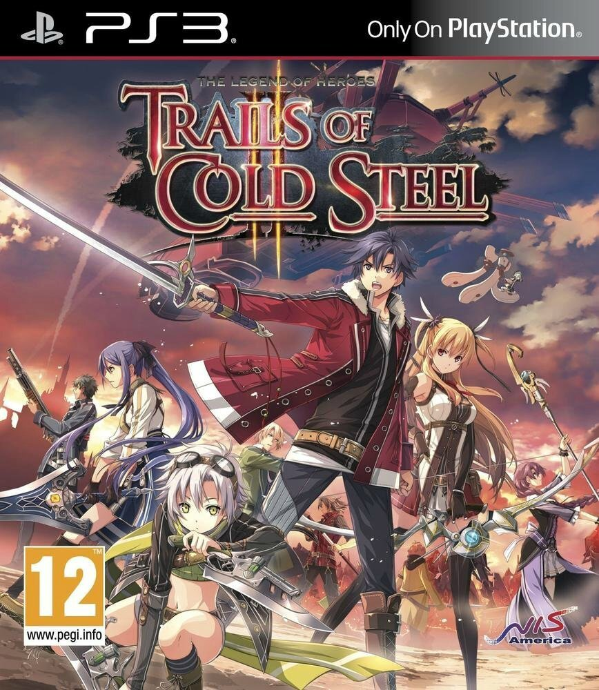 Test : The Legend of Heroes - Trails of Cold Steel II