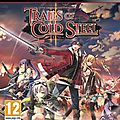 Cold Steel II PS3