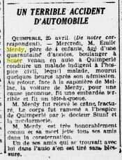 1928 accident de Emile MERDY_1