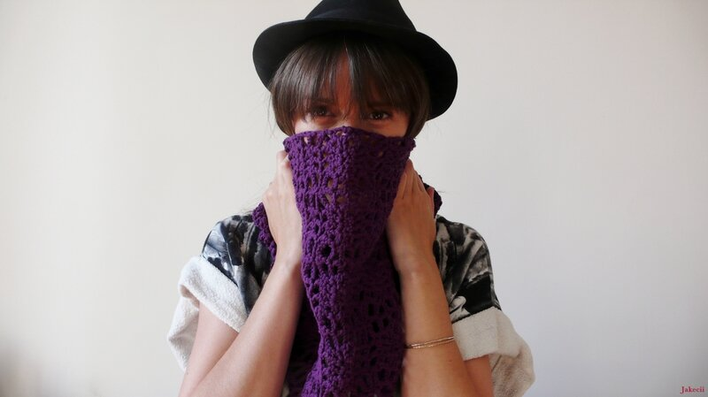 Chouette Kit 11 - Snood - Jakecii 7