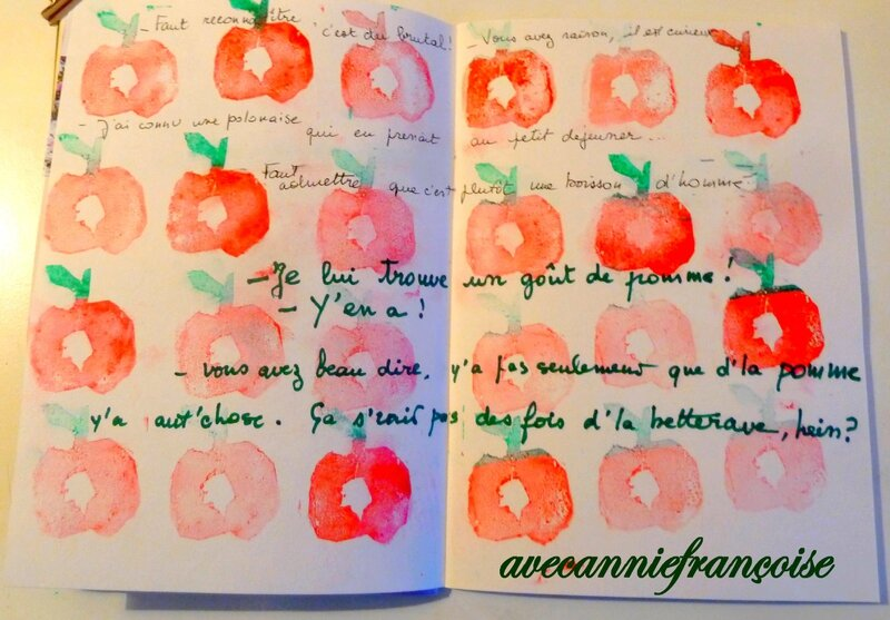 page pomme