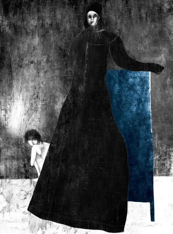 Gabriel Pacheco 1973 - Mexican Surrealist Visionary painter - Tutt'Art@ (20)