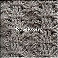 Roselaine213 Crochet point éventail