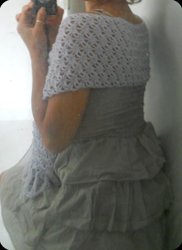 Tole charpe au crochet par ici mes tutos by marjoline - Echarpe au crochet facile a faire ...
