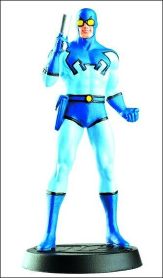 eaglemoss DC blue beetle ted kord
