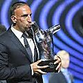 Ribéry joueur européen de la saison 2012-2013, et ballon d'or ?