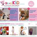 Grand déstockage no kidding sur bubblemag.com