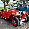 Aero type 20 roadster de 1933 (9ème Classic Gala de Schwetzingen 2011) 01