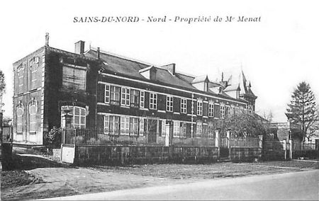 SAINS DU NORD-Croix de Montfort (2)