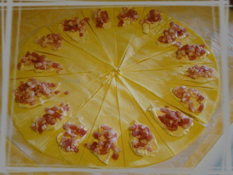 Fabuleux Mini croissants apéritifs - OCENIEL by Paula ;) OC46